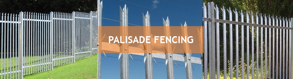 Cape Town Palisade Fencing